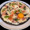 Пицца Карбонара Зеркальный