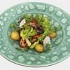 Салат с осьминогом Сыто Дома