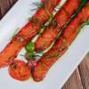 Лосось Гравлакс с укропным айоли Parmesan (Пармезан)