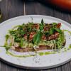 Брускетта с угрем и авокадо Parmesan (Пармезан)