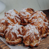 Париж-Брест с кремом Пралине из грецкого ореха Parmesan (Пармезан)