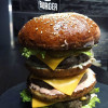 Double big gorilla Gorillaz Burger