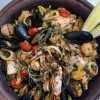 Паэлья с морепродуктами Noble (Нобл)
