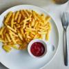Картофель фри с кетчупом Parmesan (Пармезан)