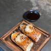 Спринг роллы с лососем, креветкой и угрем Stone (Стоун)