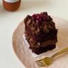 Веган шоколад-вишня HOME Happiness Bakery