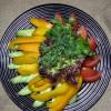 Ассорти из свежих овощей Колыба