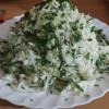 Салат весенний Шашлычный рай