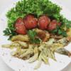 Овощи на мангале Шашлычный рай