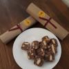 Шоколадная кондитерская колбаска  Pirog (Пироговая)
