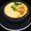 Крем-суп сырный Зеркальный