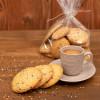 Печенье с сезамом  Pirog (Пироговая)