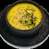 Суп с морепродуктами Зеркальный