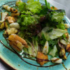 Салат из морепродуктов Дача