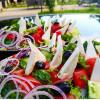 Овощной салат в греческом стиле Дача
