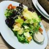 Салат с семгой Casa del Мясо