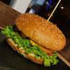 White Burger  Fish&Rice (Фиш энд райс)