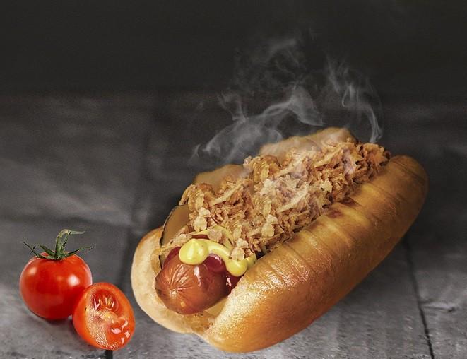 Венский хот-дог Papa grill Big