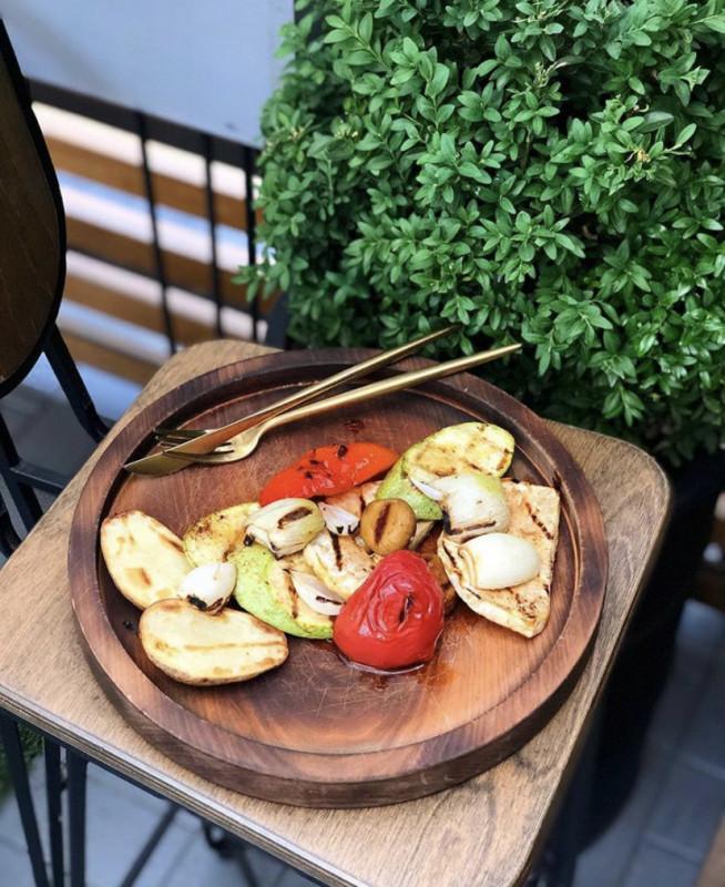 Овощи гриль Stone (Стоун)