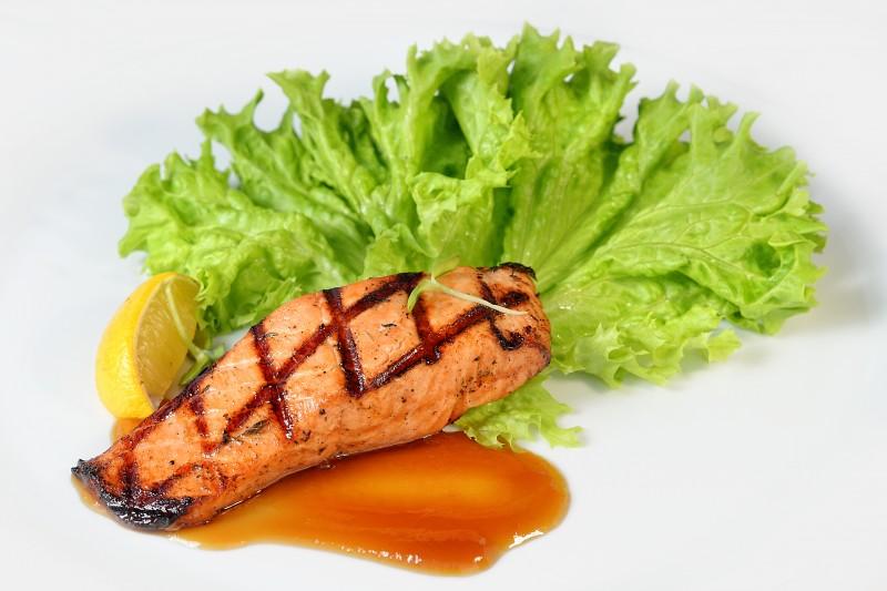 Стейк из лосося 1+1 Okinawa (Окинава)