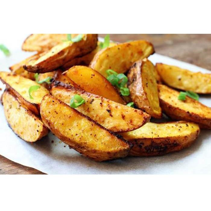 Запеченный картофель Сад