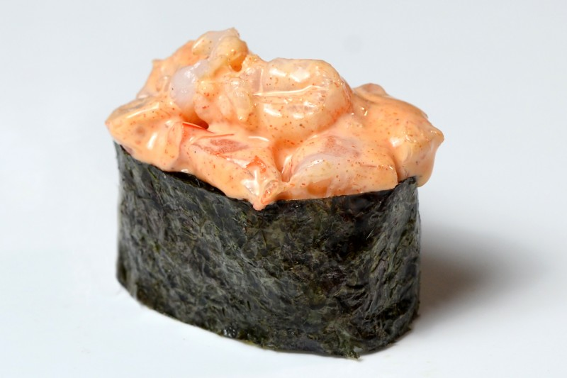 Спайси креветка 1+1 Okinawa (Окинава)