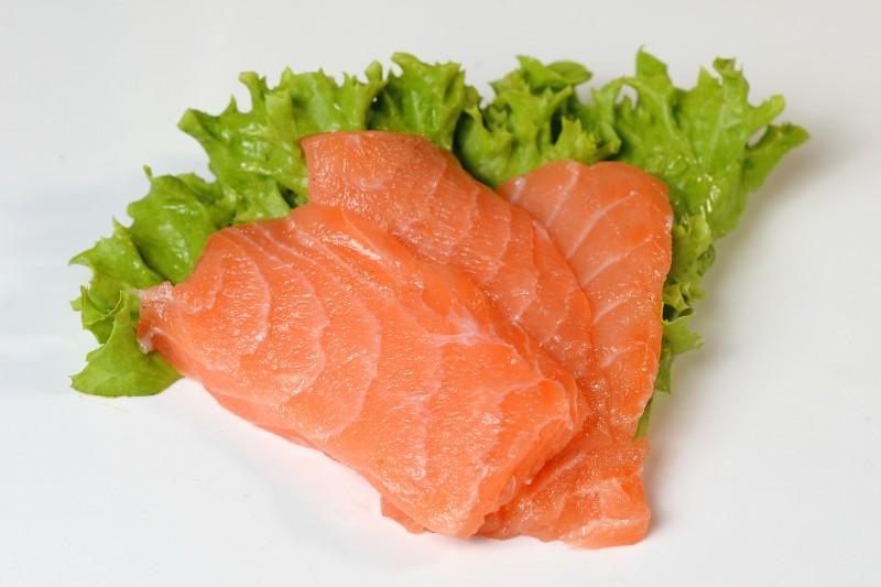 Сашими лосось Okinawa (Окинава)